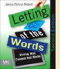 Image of cover of Letting Go of the Words